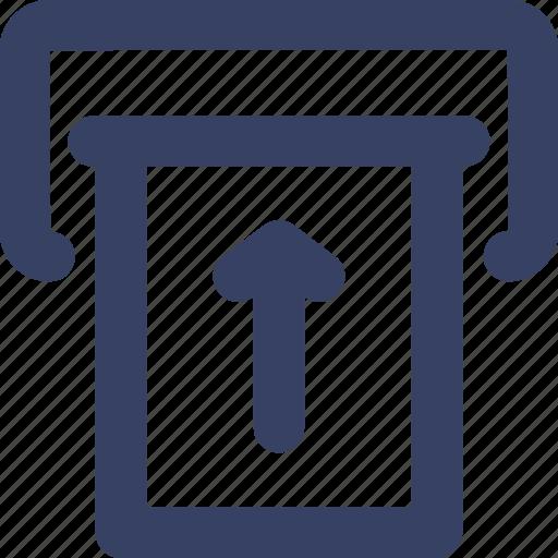 ecommerce, money, shop, shopping, ui, upload, web icon