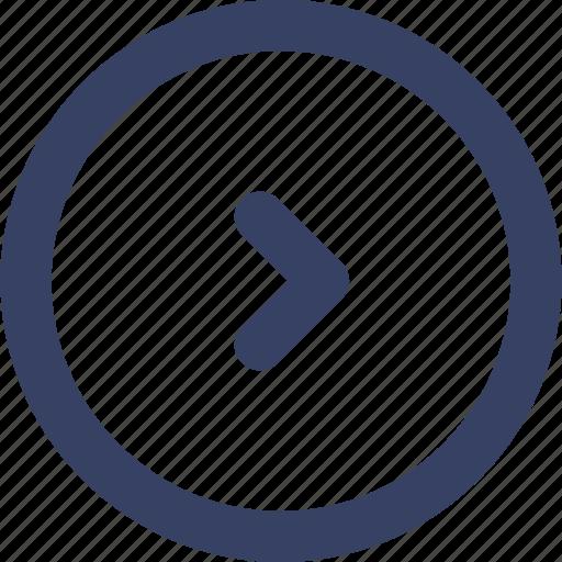 arrow, ecommerce, right, shop, shopping, ui, web icon