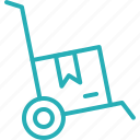 buy, cart, delivery, shop, shopping, supermarket, trolly icon