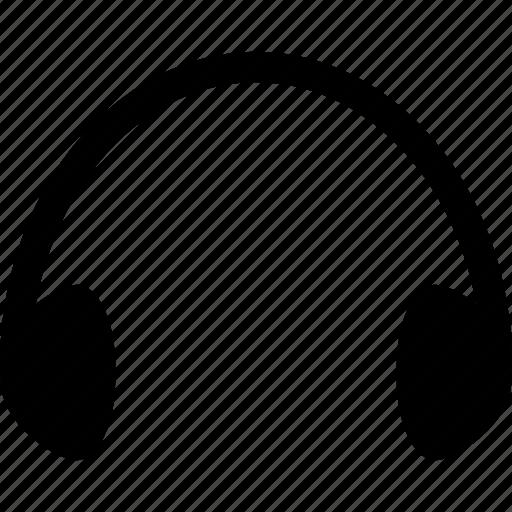 cans, earbuds, earphones, earspekers, entertainment, headphones, music icon