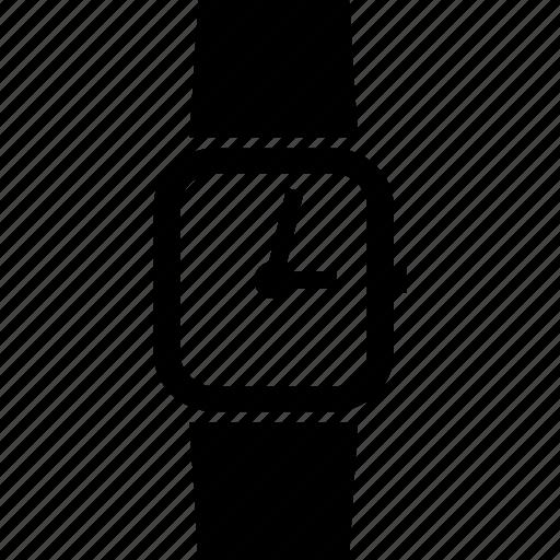 three o clock, time, timepiece, watch, wristwatch icon