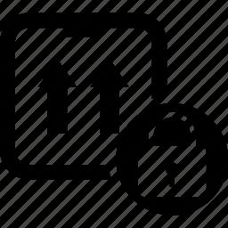 ecommerce, locked icon