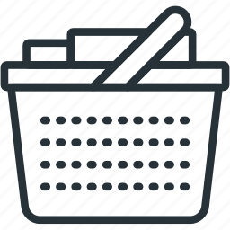 basket, buy, commerce, e icon