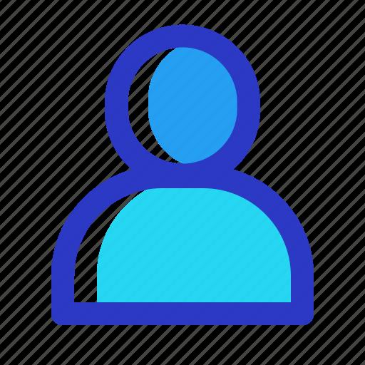 ecommerce, profile, shop icon