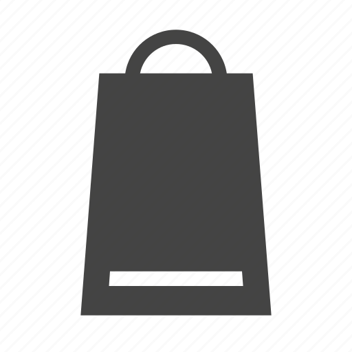bag, ecommers, paper, shopping icon