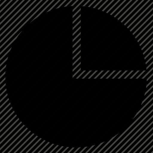 diagramm, economics, share, statictics icon
