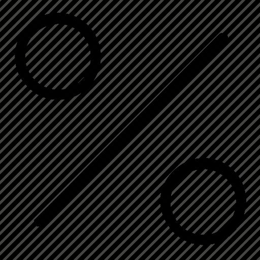 discount, percentage icon