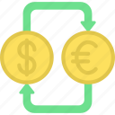 exchange, rate, forex, money