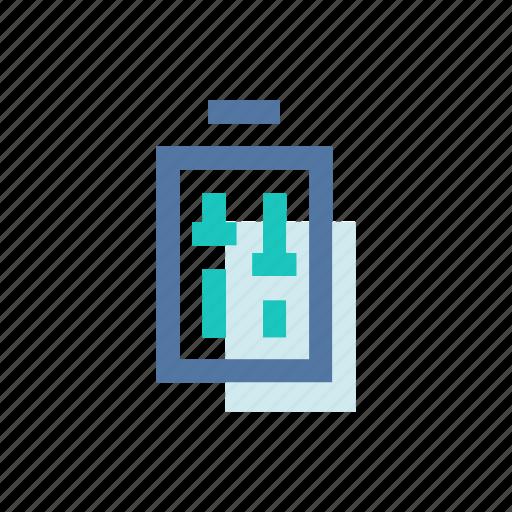 battery, energy, manage, mobile, options, settings, ui icon