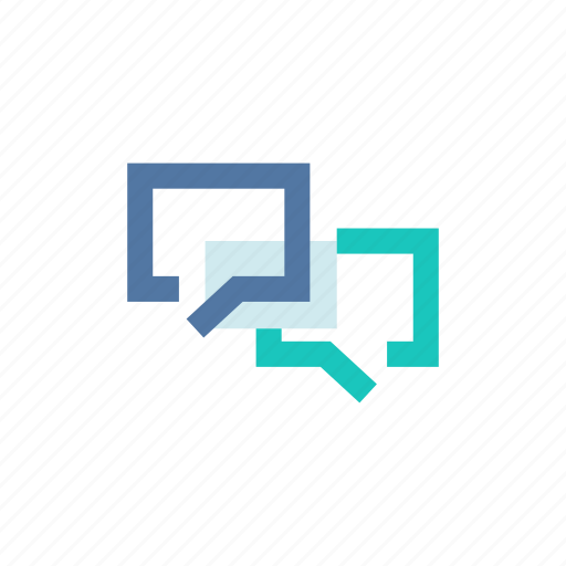 chat, forum, messages, messaging, mobile, opinion, ui icon