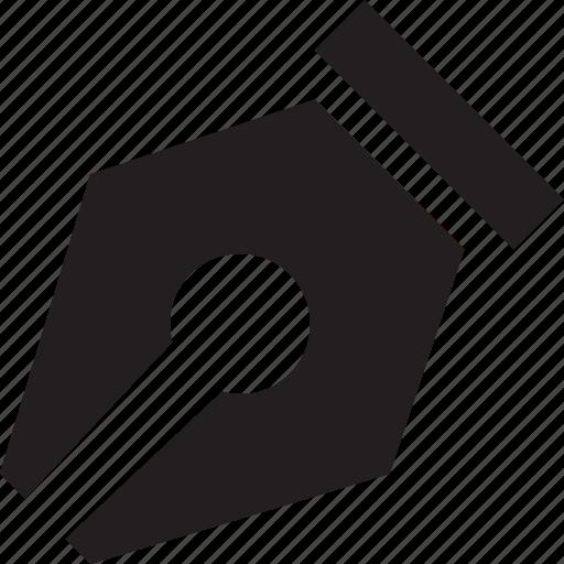 design, edit, pen, tool, write icon