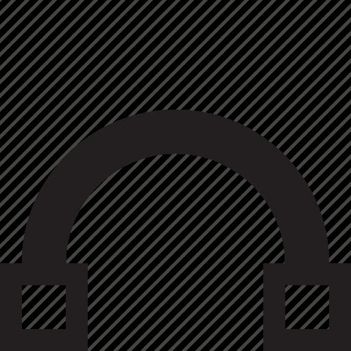 curve, line, path, tool icon