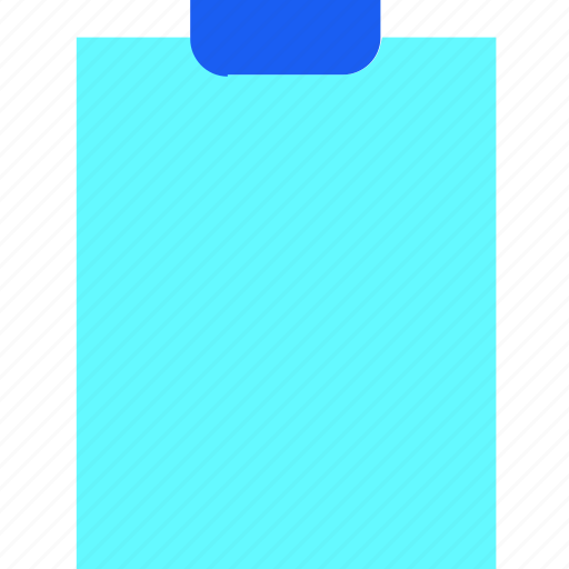 checklist, clipboard, document, editorial, file, list, page icon