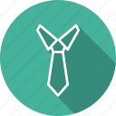fashion, necktie, tie, uniform icon