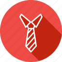 fashion, necktie, tie, uniform icon