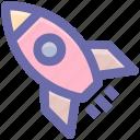 .svg, rocket, rocket ship, ship, space, space ship, transportation icon