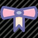 .svg, medal, prize, quality, reward, ribbon icon