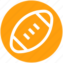 .svg, ball, football, goal, sports, touch down icon