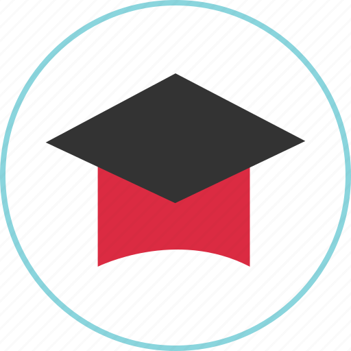 cap, college, gown, graduate, graduation, senior icon