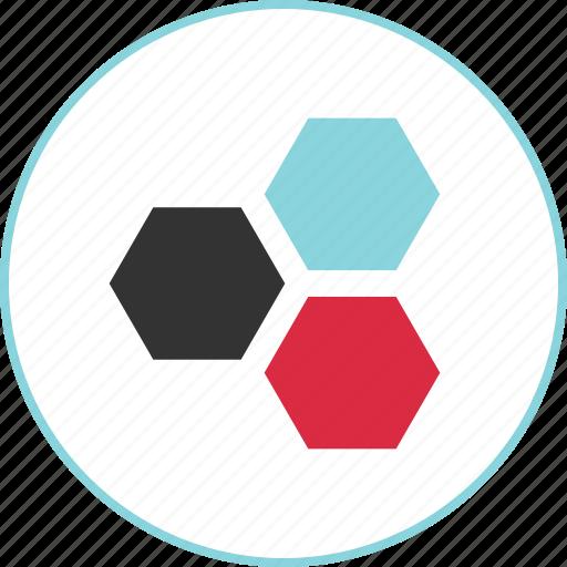 Dna, lab, molecule, science, three icon - Download on Iconfinder