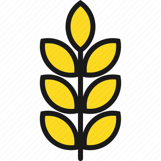 agriculture, cultivation, faming, grain, growth, tillage, wheat icon