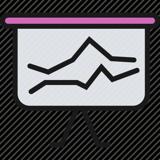 analyse, analytics, analyzer, board, data icon