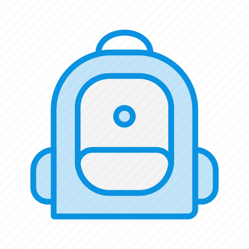 bag, education, learning icon