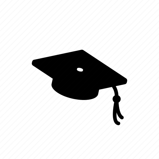 colloge, graduate, school, student icon