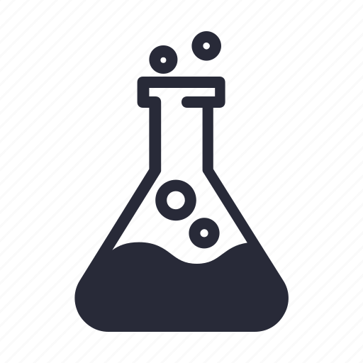 biology, chemical, laboratory, science icon