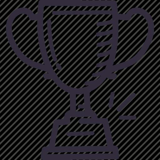 award, quality, star, top, trophy, winner icon