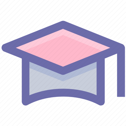 .svg, cap, degree, diploma, education, graduation, graduation cap icon