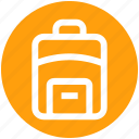 .svg, bag, case, office bag, school bag, student bag, suit case icon