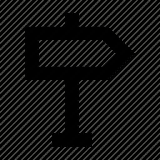 arrow, education, learning, sign, university icon