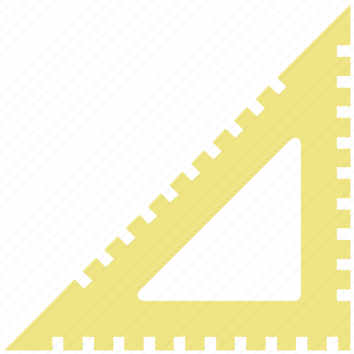 centimeter, inch, ruler icon