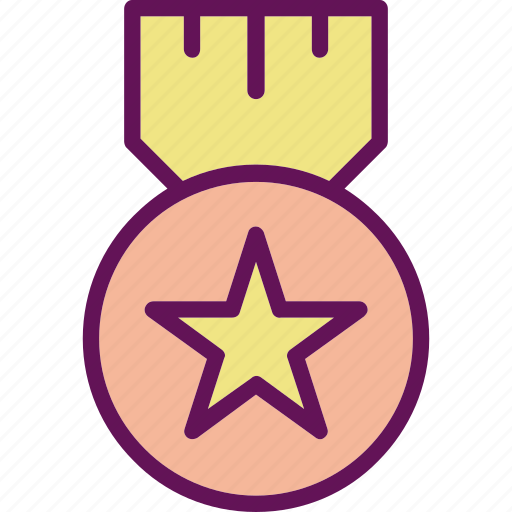 medal, trophy, winner icon