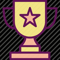 champion, trophy, winner icon