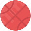 ball, basketball, sports, sports accessory, sports equipment icon