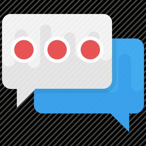 babbling, chatting, speech bubble, talk, talking icon