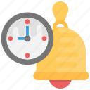 alarm, schedule, time alert, time frame, timetable icon