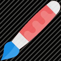art, artist brush, creativity, drawing tool, paint brush icon