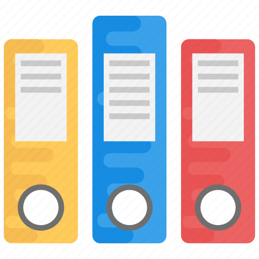 Archives, binders, file folders, files, office documents icon - Download on Iconfinder