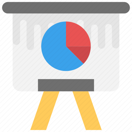 business analysis, economic, finance, presentation, statistics icon