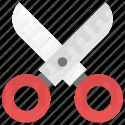 cut, cutting tool, scissor, shear, trim icon