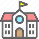 education, learning, school, study icon