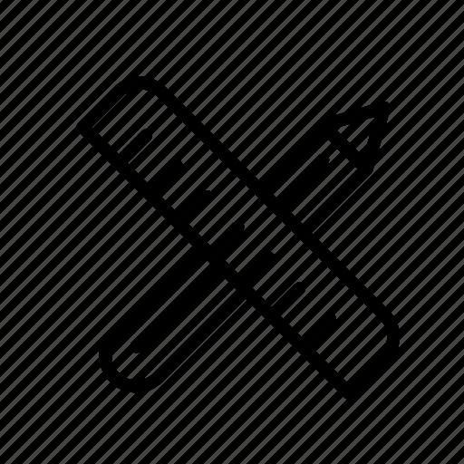 pencilruler icon