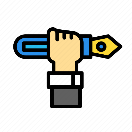 pencilhand icon
