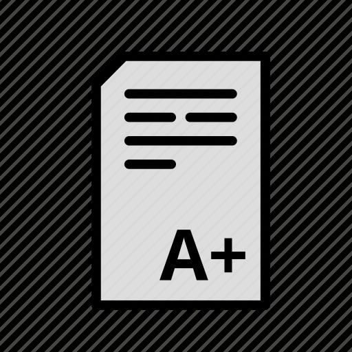 Award, diploma, grade icon - Download on Iconfinder