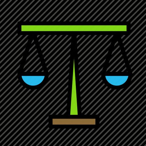 balance, justice, laywer icon
