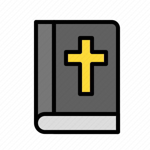 bible, book, christianity, religion icon