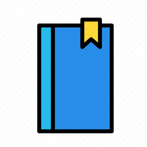 book, educate, learn, note, read, sketch, study icon